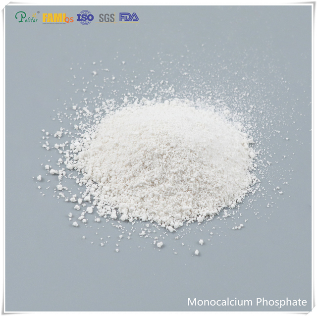 Blanc phosphate monocalcique Granules Feed Grade